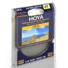 Hoya 49mm Circular Polarizing CIR-PL CPL FILTER fit for Canon Nikon Sony Lenses