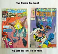 Marvel Ghost Rider and Dr. Strange, Wolverine & Nightcrawler Vol 1 #106 FINE 7.0