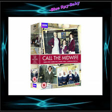 CALL THE MIDWIFE - COMPLETE SERIES SEASONS 1 2 &  3 *** BRAND NEW BOXSET***
