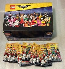 NIP Sealed Set 20 + Box Lego Batman Series Collectible Minifigures Complete CMF