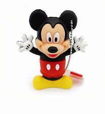 8gb Mickey Mouse USB 2.0 Pen Drive Flash Memory Stick NUOVO Cartoon 8 GB