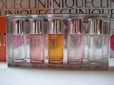 CLINIQUE~Complete Happiness Coffret Gift Set, Lot 5~Happy Heart/In Bloom+++~NEW!