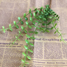Fresh Money Leaves Fake Plant Artificial Vine Home Party Office Decor