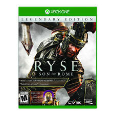 BRAND NEW*RYSE: SON OF ROME - LEGENDARY EDITION*SEALED*FREE SHIPPING!