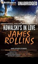 Kowalski's in Love and Other Stories: Kowalski's in Love, Man Catch, Sacrificia