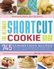 Shortcut Cookies : 745 Scrumptious Recipes That Start with Refrigerated...