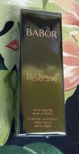 Babor Reversive Anti-Aging Eye Cream 15 ml NEW IN BOX