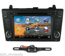 "For Nissan Altima 2009-2011 7"" Car Radio DVD Player GPS Navigation + free cam"