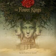 THE FLOWER KINGS - DESOLATION ROSE  CD  10 TRACKS  HARD & HEAVY / METAL  NEU