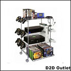Video Game Console Storage Stand Gaming Tower Rack Gamer Platform Controller New