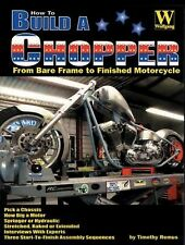 How to Build a Chopper, Remus, Timothy, Good Book