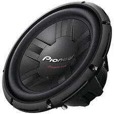 "PIONEER TS-W311D4 Champion Series 12"" 1,400-Watt Subwoofer (Dual voice coil)"
