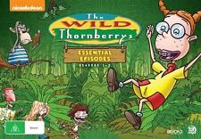 The Wild Thornberrys: The Essential Episodes - Seasons 1-5 DVD NEW