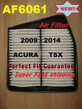 AF6061 09-14 ACURA TSX High Quality Engine Air Filter Super Fast Shipping! 4 CYL