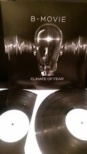 "B-MOVIE - CLIMATE OF FEAR LP with Bonus 12"" EP of NOWHERE GIRL New Wave"