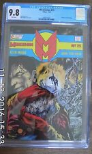 Miracleman #15 Eclipse 1988 CGC NM/MT 9.8 WHITE PGS Death of Kid Miracleman