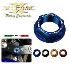 Dado canotto ergal,Yoke Stem Nut, EXTREME, Suzuki GSXR 600/750 (06-14) Blu, DC01