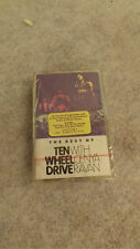Ten Wheel Drive Genya Ravan The Best Of 16 Tracks SEALED 1995 Cassette