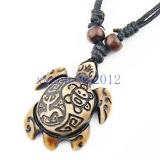 cool Surfer Sea Turtle Pendant Necklace RH145