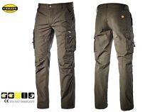 Pantaloni da lavoro WIN II Diadora Utility estivi 160305 grigio taglia L tasche