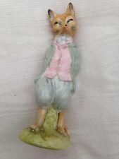 RARE BEATRIX POTTER, FOXY WHISKERED GENTLEMAN (Signed)