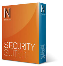 Norman Security Suite Antivirus & Antispyware 11 aktuell 2016 1 PC 1 Jahr DL