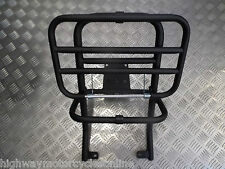 VESPA PX 125 LML 125 REAR MATT BLACK REAR SPRING LOADED CARRIER UNIT UPSTAIRS