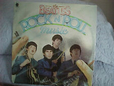The Beatles! ROCK 'N ROLL RECORDS. Stereo LPs.