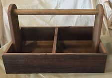 Replica Old Style Tool Box - Made with Reclaimed Barn Wood
