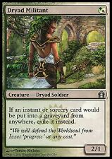 Dryad Militant NM  x4 RTR Return to Ravnica MTG Magic Cards  Gold Uncommon