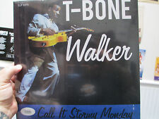 T-BONE WALKER - Call it Stormy Monday The Essential Collection LP Blues