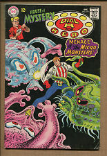 House of Mystery #171 - Menace of the Micro Monsters! - 1967 (Grade 7.5)