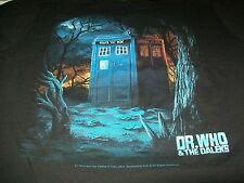 Dr.Who & The Daleks T-shirt   L