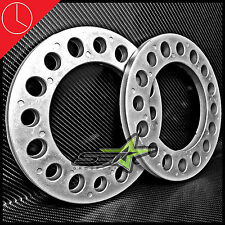 "2X 8 LUG WHEEL SPACERS | FITS ALL 8X6.5 | 8X170 | 8X165.1 | 1/4"" INCH OR 6MM"