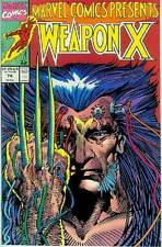 Marvel Comics Presents # 74 (Weapon X by Barry Windsor-Smith) (USA, 1991)