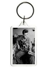 ELVIS PRESLEY NOVELTY PHOTO MOVIE KEYCHAIN