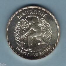 Mauritius. 1977 25 Rupees..  BU
