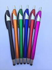 6 Universal Stylus Pens For iPhone iPad Mini Nexus SamsungTablet KindleFire IPod