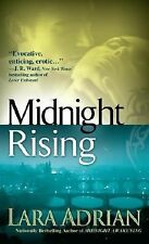 Midnight Breed Series Midnight Rising 4 by Lara Adrian (2008, Paperback) used