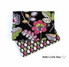 BELLA Vera Bradley tessuto di cotone 100% (fioriture della luna) 2 —— corrispondenti Fat Quarter