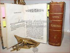 LETTERATURA STORIA LOCALE 6 volumi in 2 San Marino Ferrara Cosmetici 1847 Napoli