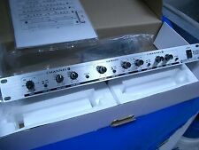 2-Way Stereo Plus Subwoofer Crossover, Rack Mount w Manual