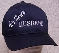 Embroidered Baseball Cap Military Air Force Husband of a Woman Warrior NEW
