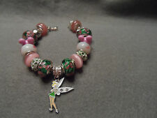Authentic Pandora bracelet with Disney Tinkerbell Theme (#2)