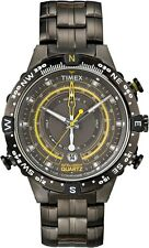 Timex Mens Intelligent Quartz Adventure Series Tide Temp Compass Watch T2P139
