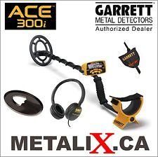 Garrett ACE 300i metal detector NEW!! Detecteur de metal Garrett ACE 300i Neuf!!