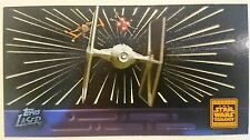 Star Wars Trilogy Special Edition 20th Anniversary Magazine Topps Laser #0