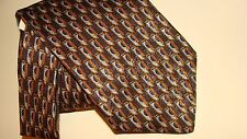 BOLGHERI  silk tie. Made in Italy,NEW. absolutely  Fabulous