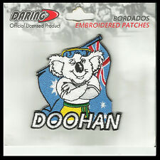 M310.PARCHE BORDADO EMBROIDERED PATCHES BESTICKT PATCH BRODÈ MICK DOOHAN