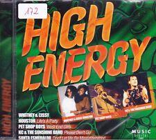 High Energy + CD (Compilation 2001) + 16 Hits mit Kultfaktor + Neu + OVP +